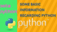 Beta python